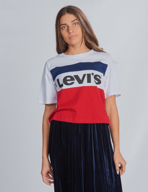 Levis - Colorblock Crop