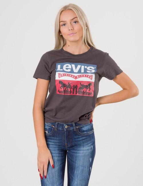 Levis - SS TEE HORSFLAG