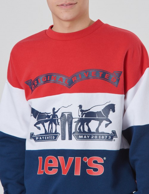 Levis - SWEAT BOYZCREW
