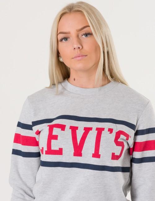 Levis - SWEAT CREWRAY
