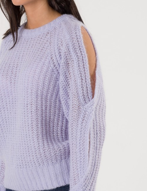 DESIGNERS, REMIX barnkläder - Vicki Off-shoulder Sweater