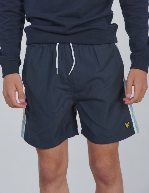 Lyle & Scott barnkläder - Taped Swimshort
