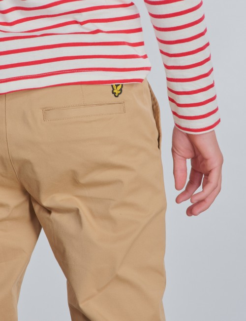 Lyle & Scott barnkläder - Stretch Chino
