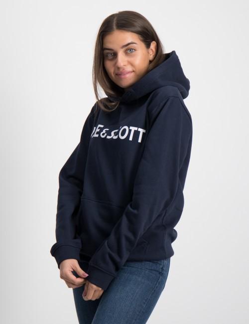 Lyle & Scott barnkläder - Lyle & Scott Text BB OTH Hoodie