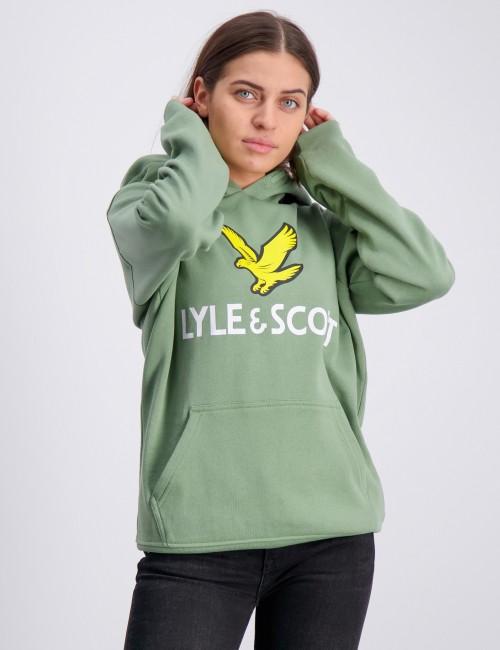 Lyle Eagle Logo LB OTH Hoodie