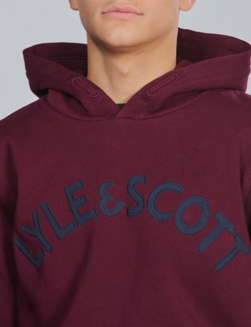 Lyle & Scott barnkläder - L&S Logo OTH Hoodie