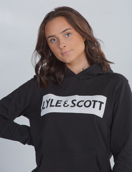 Block Logo OTH Hoody Fleece
