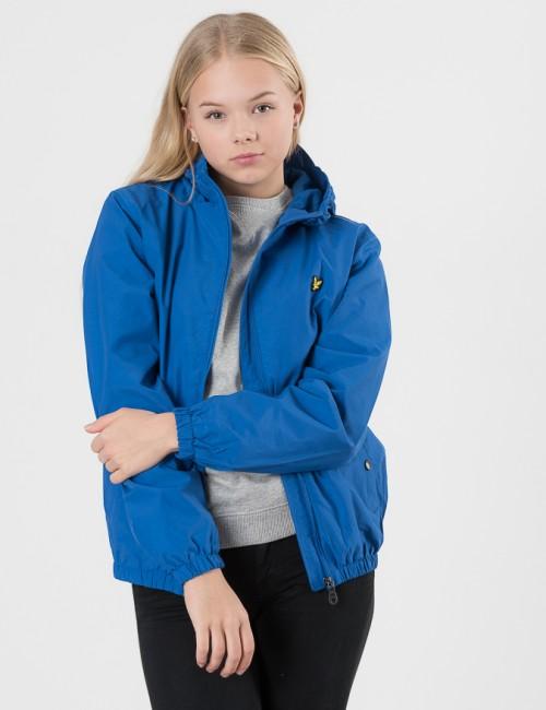 Lyle & Scott barnkläder - Windcheater Zip Through Hoodie Jacket