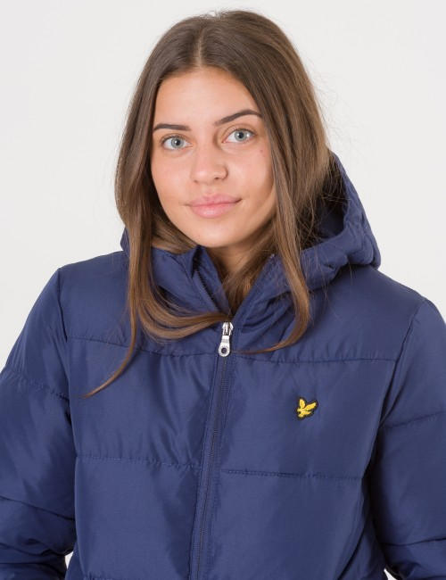 Lyle & Scott - Down Puffa Coat