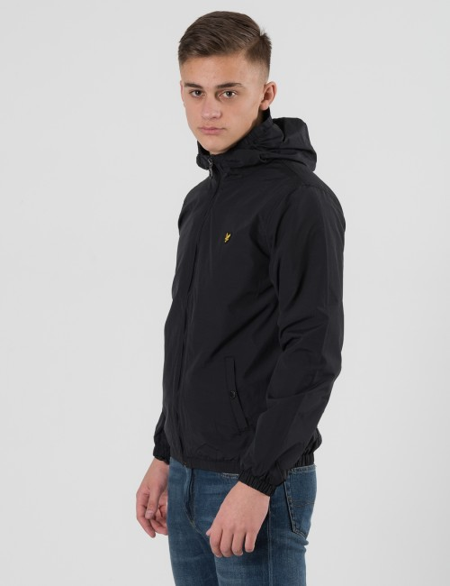 Lyle & Scott barnkläder - Windcheater Zip Through Hoodie Jacket