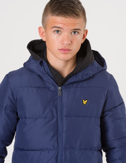 Lyle & Scott barnkläder - Down Puffa Coat