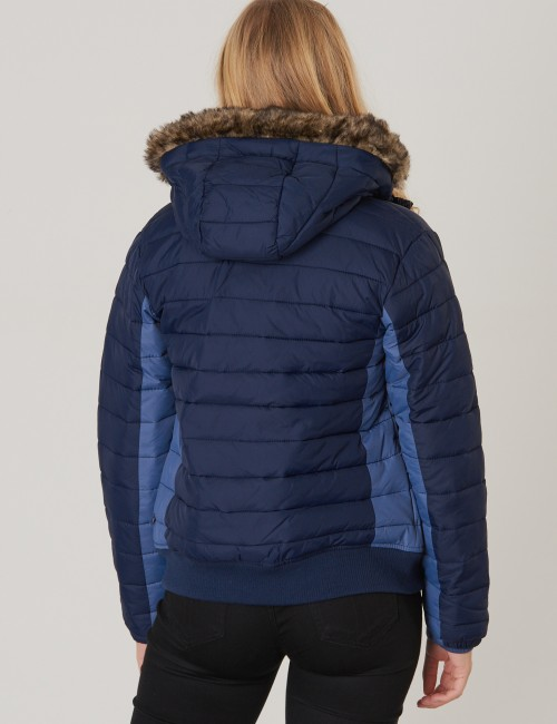 Lyle & Scott barnkläder - LW Colour Block Jacket