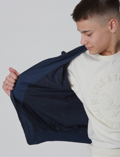 Lyle & Scott barnkläder - Bomber Jacket