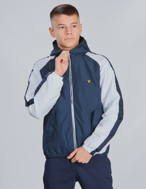 Lyle & Scott - Colour Block Jacket