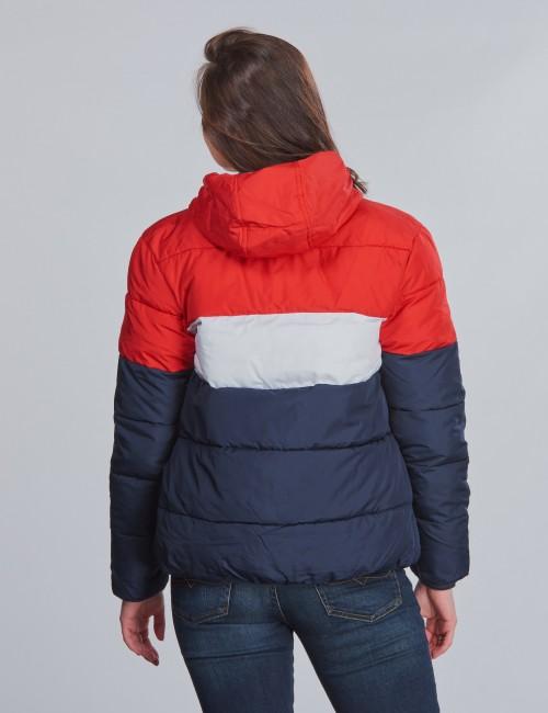 Lyle & Scott barnkläder - Colour Block Puffa Jacket