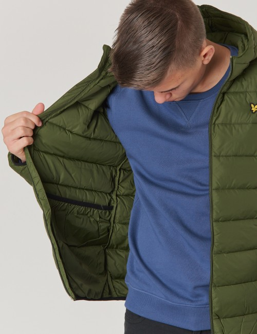 Lyle & Scott - Puffa Jacket