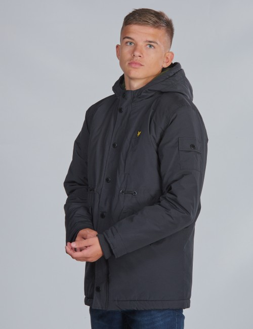 Lyle & Scott - Winter Weight Microfleece Parka