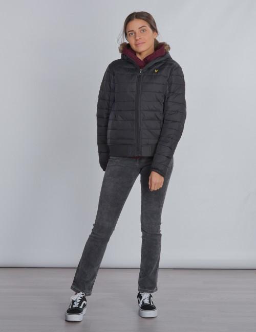 Lyle & Scott barnkläder - Light Weight Colour Block Jacket