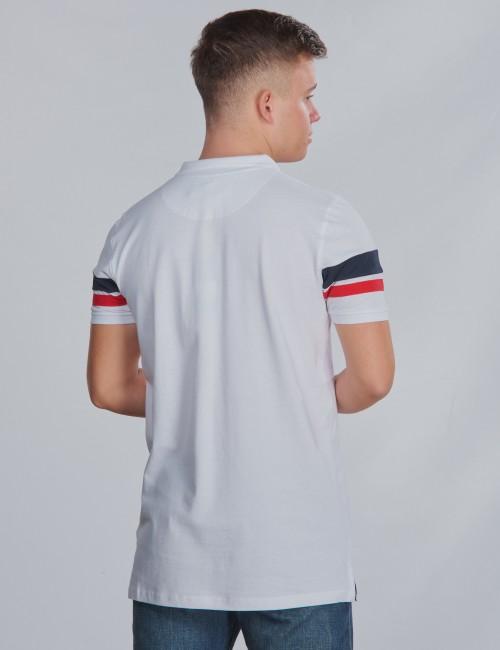Lyle & Scott barnkläder - Contrast Band Polo Shirt