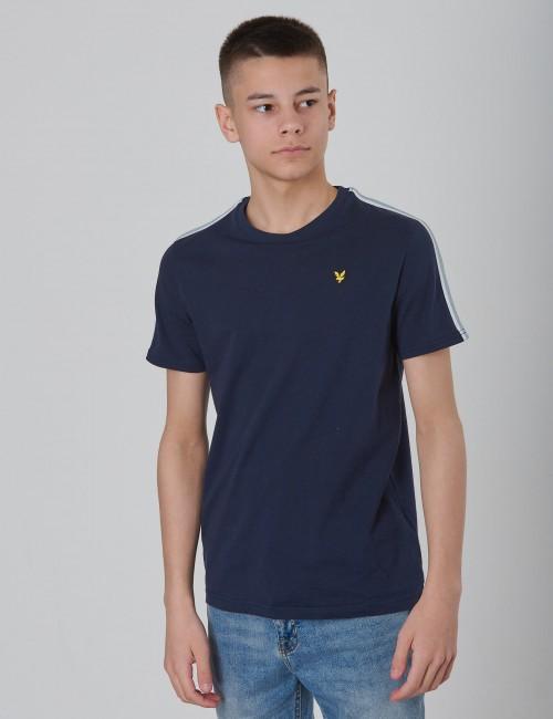 Lyle & Scott barnkläder - Taped T-Shirt