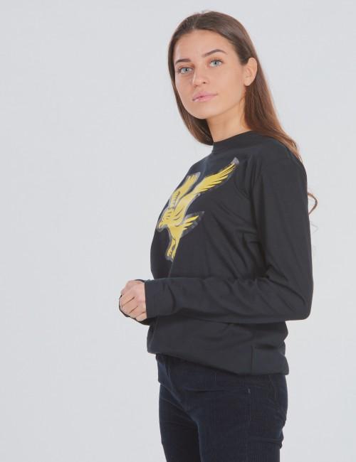 Lyle & Scott - L/S Eagle Logo T-Shirt