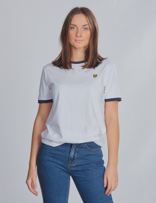 Lyle & Scott - Ringer T-Shirt