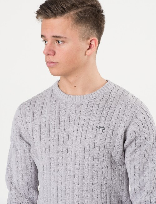MarQy Classic - Carter Cable Knit