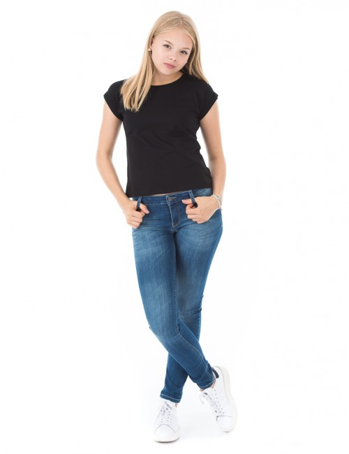 Marqy Girl - Rebell SS Tee