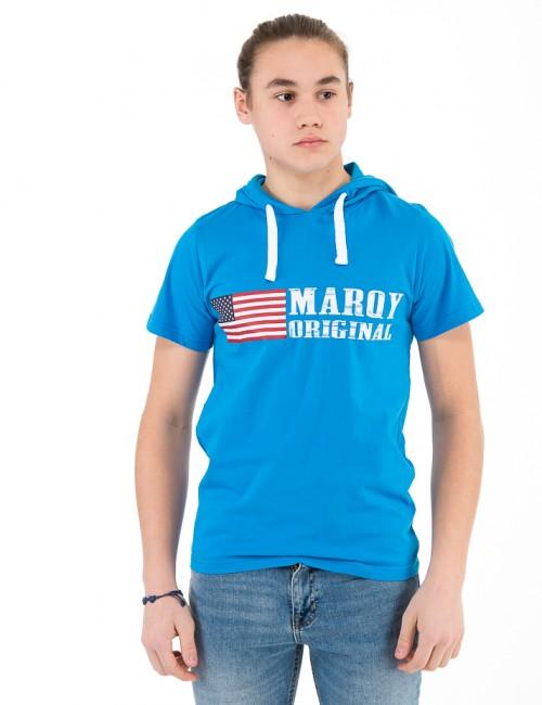 MarQy barnkläder - Atlanta SS Hood