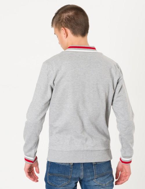 MarQy barnkläder - LOGAN ZIP JACKET