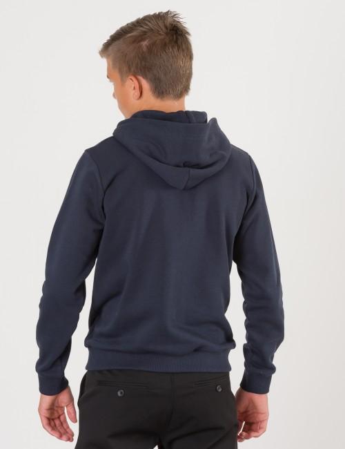 Peak Performance barnkläder - JR LOGO ZIP HOODIE