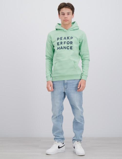 Peak Performance barnkläder - JR GROUND HOODIE