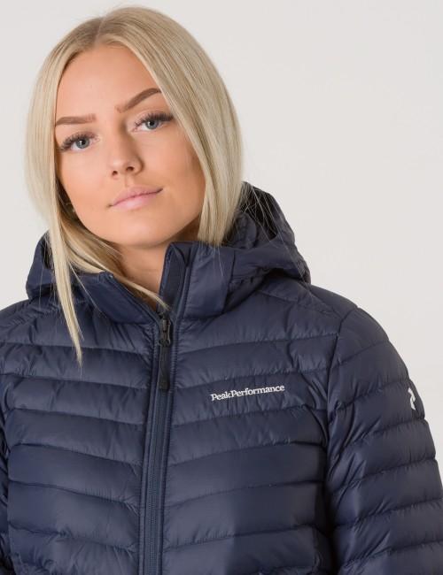 Peak Performance barnkläder - Frost Down Hoodie Jacket