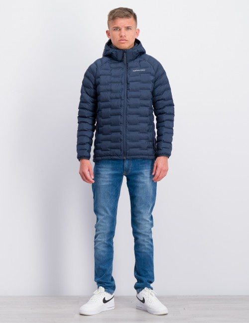 Peak Performance barnkläder - JR ARGON LIGHT HOODED JACKET