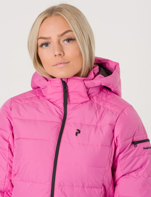 Peak Performance - Black Down Jacket