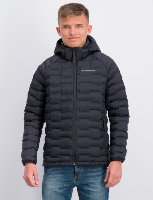JR ARGON LIGHT HOODED JACKET