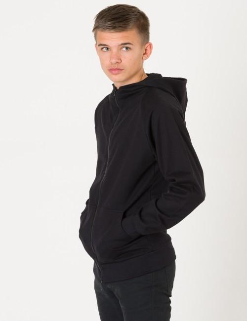 Perrelli Street Wear barnkläder - JACKSON ZIP HOOD