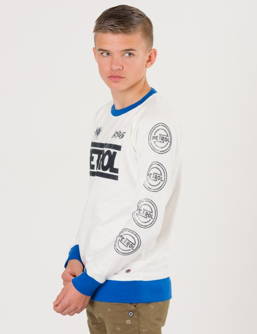 Petrol Industries barnkläder - Sweater R-Neck II