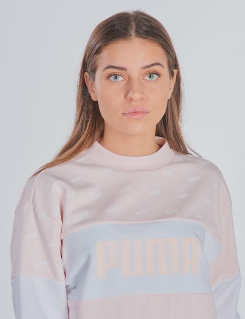 Puma barnkläder - CLASSICS GRAPHICS CREW