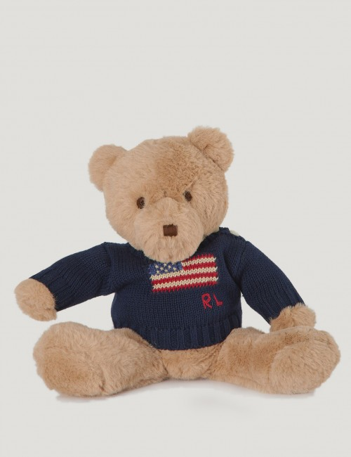 Ralph Lauren barnkläder - FLAG BEAR
