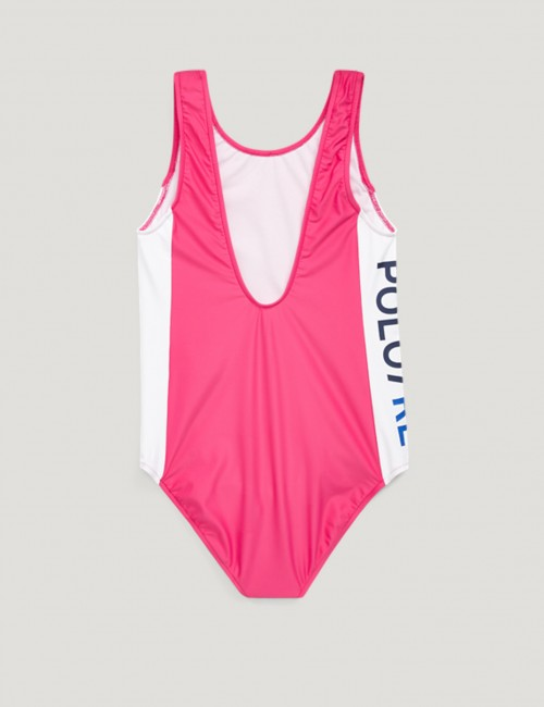 Ralph Lauren - SOLID 1PCS-SWIMWEAR-1 PC SWIM