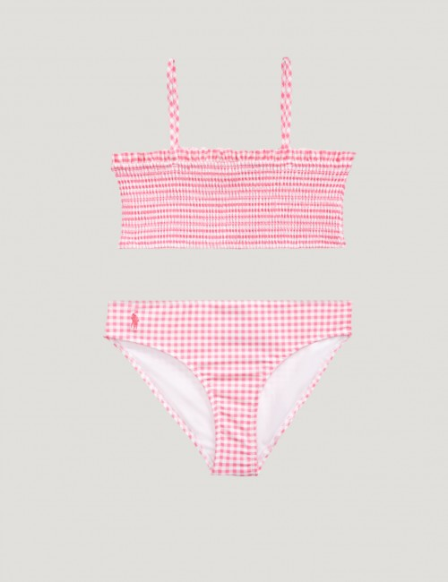 Ralph Lauren barnkläder - GINGHAM 2 PC-SWIMWEAR-2 PC SWIM