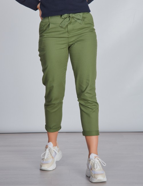 Ralph Lauren - ROLL CUFF-BOTTOMS-PANT