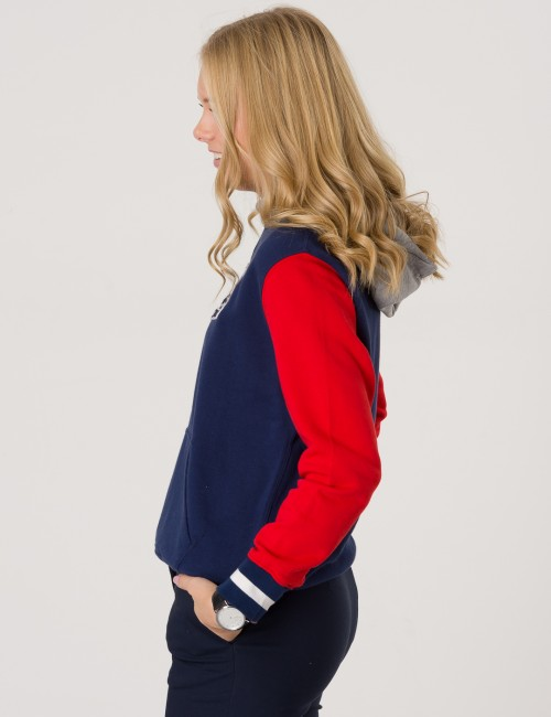 Ralph Lauren - COLOR BLOCK NOVEL SWEATER