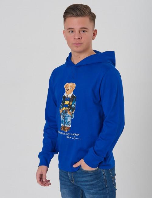 Ralph Lauren barnkläder - BEAR HOODIE