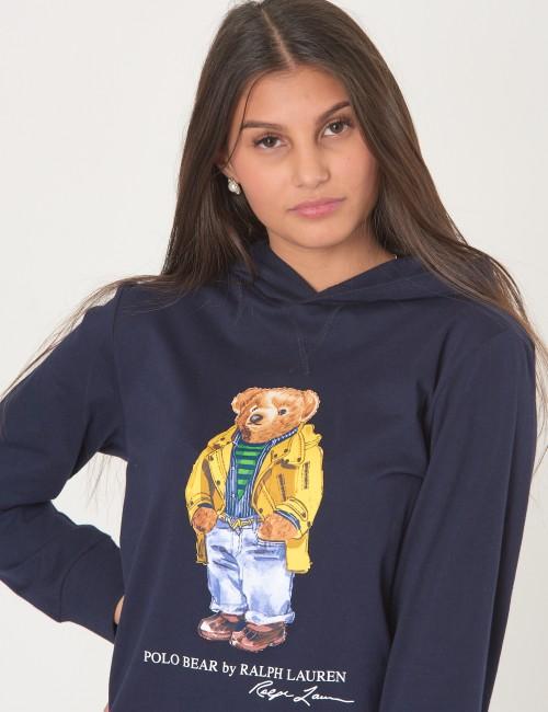 Ralph Lauren - BEAR HOODIE