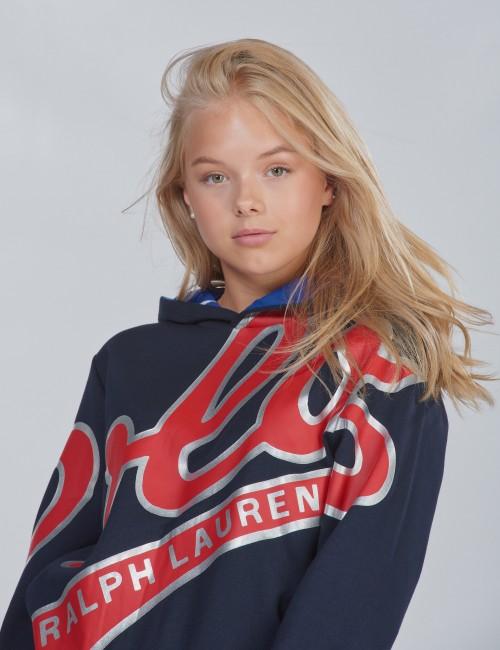 Ralph Lauren barnkläder - LS HOODIE