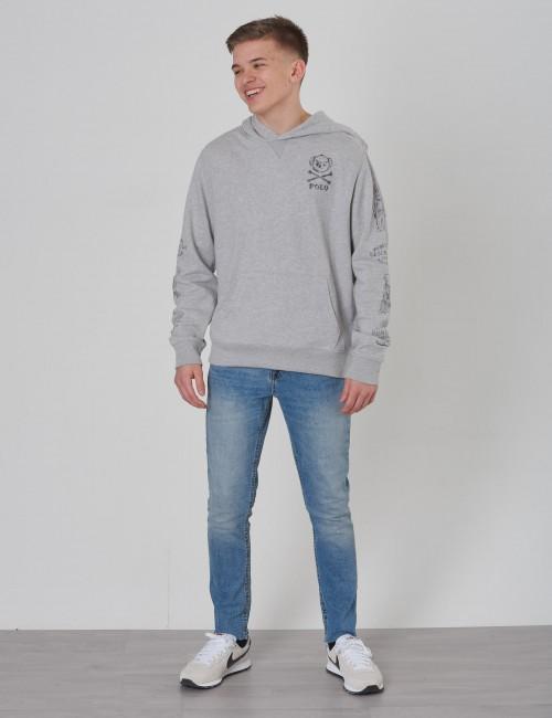 Ralph Lauren barnkläder - BEAR HOODIE-TOPS-KNIT