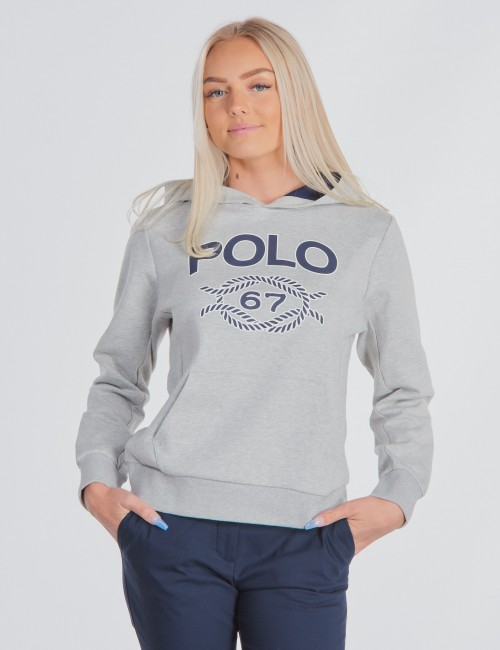 Ralph Lauren barnkläder - LONG SLEEVE PO HOOD-TOPS-KNIT