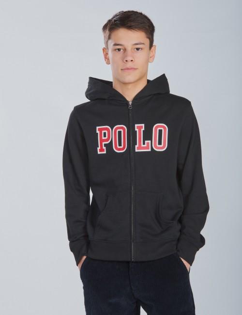 Ralph Lauren barnkläder - LS FZ-TOPS-KNIT